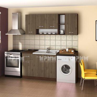 Модулни кухни CITY - Орех Адмирал / Венге 316