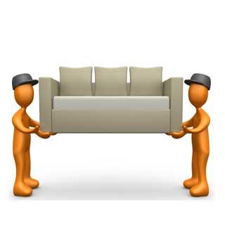 Нанасяне на мебели